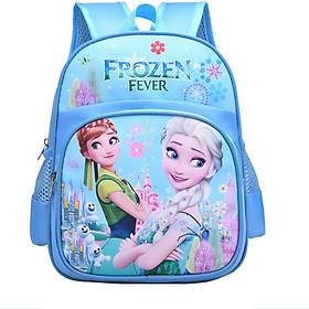 Balo Công chúa Elsa Anna Xanh Ngọc mẫu giáo 1-4 tuổi