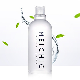 MEICHIC Soothing Cleansing Makeup Remover 500ml (A gentle cleansing soothing moisturizing sensitive eye and lip with cleansing lotion cleansing deep cleansing)