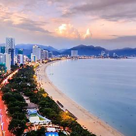Tour Bình Ba - Nha Trang 3N3Đ, Khách Sạn 5 Sao, BBQ Hải Sản, Khởi Hành Tối Thứ 5 Hàng Tuần