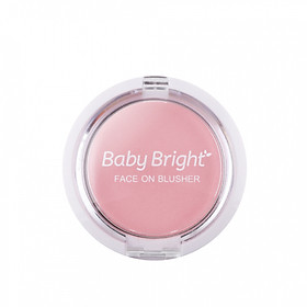 Phấn má hồng Baby Bright Face On Blusher 5g