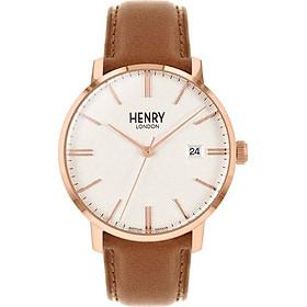 Đồng Hồ Nam Henry London HL40-S-0350 REGENCY