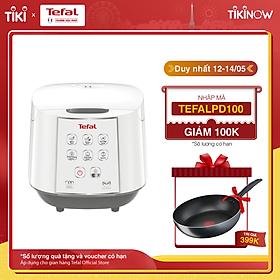 Nồi cơm điện tử Tefal RK733168 - Hàng chính hãng