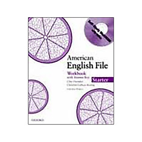 American English File Starter Workbook with MultiROM
