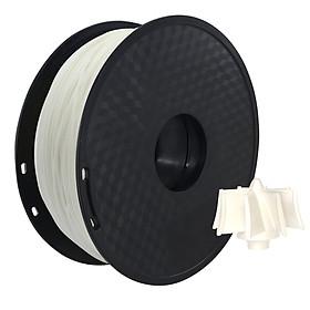 Aibecy PLA 3D Printer Filament 1.75mm Dimensional Accuracy +/- 0.02mm 1kg(2.2lbs) Spool, White
