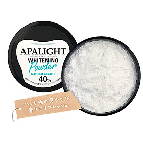 Bột trắng răng Apalight nhập khẩu Nhật Bản