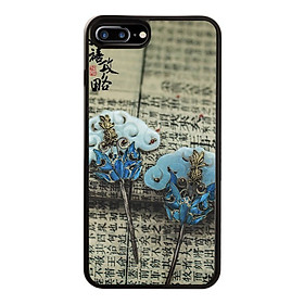 Hình đại diện sản phẩm Ốp Lưng Kính Cường Lực Dành Cho Điện Thoại iPhone 7 Plus / 8 Plus Diên Hy Công Lược Mẫu 6