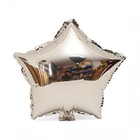 18 Inch Silver Star Aluminium Film Balloons