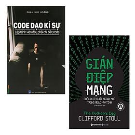 [Download Sách] Combo Code Dạo Kí Sự + Gián Điệp Mạng