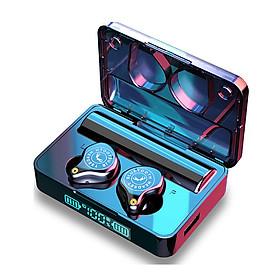 Tai Nghe Bluetooth 5.0 Không Dây Chống Thấm Nước IPX7 BG06 Dalugi - Hộp Sạc Cao Cấp 3600mAh - Chính hãng