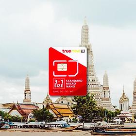 Thẻ Sim Du Lịch Thái Lan (4G/ 3GB)