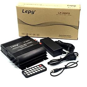 Bộ Khuếch Đại Âm Thanh Ampli Bluetooth Công Suất Lớn LEPY 269S AZONE