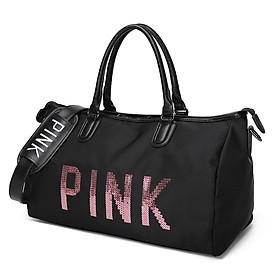 Túi xách tập gym du lịch Pink