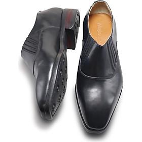 Giày tây nam da bò ý nhập cao cấp đánh patina GMN8594