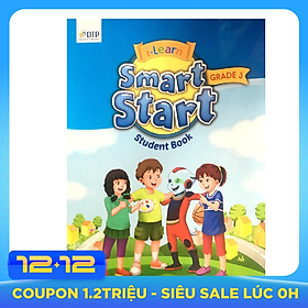 i-Learn Smart Start Grade 3 Student's Book (Phiên Bản Dành Cho Các Tỉnh)