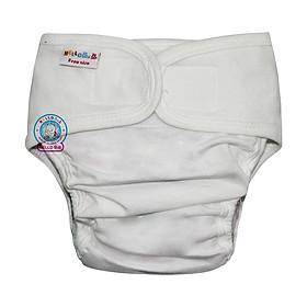 Tã Quần/ quần đóng bỉm trắng- Freesize 0-3 tháng- SS0994