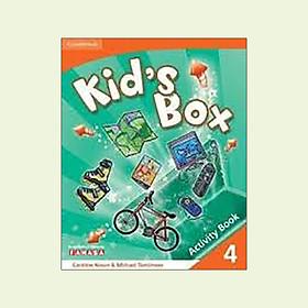 Kid's Box 4 Activity Book  Edition