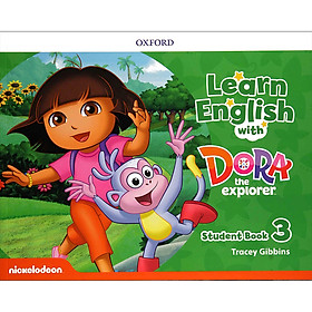 Learn English with Dora the Explorer 3 Student's Book