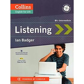 Collins English for Life - Listening B1 Intermediate (Kèm CD Hoặc File MP3) (Tái Bản)