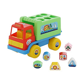 Xe thả hình đồ chơi trẻ em Island – Cavallino Toys