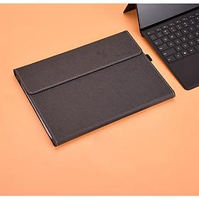Ốp bao da gập cho Surface Pro X