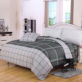 AVIVI two person cotton bed spread bed sheet