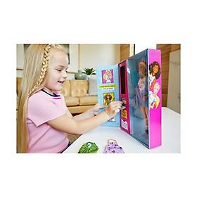 Đồ chơi búp bê Hộp quà bí mật của Barbie BARBIE GLH62