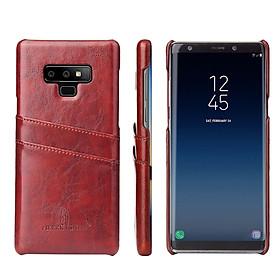 Ốp Lưng Da PU Dạng Ví Cho Samsung Galaxy Note 9