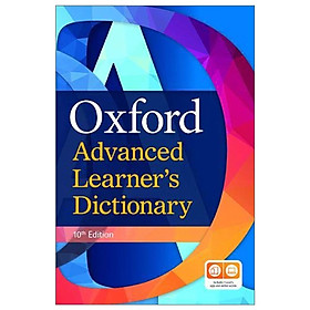 Oxford Advanced Learner's Dictionary : Paperback - 10th Edition (With 1 Year's Access To Both Premium Online And App)