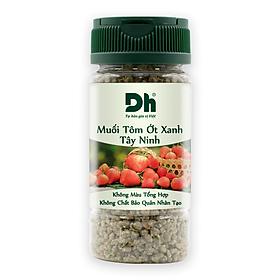 Muối Tôm Ớt Xanh Tây Ninh 60g Dh Foods