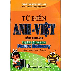 Từ Điển Anh Việt Bằng Hình Ảnh
