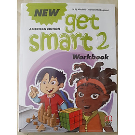 MM Publications: New Get Smart 2 Workbook ( American Edition )