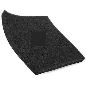 Mút đen lọc nước bể cá 50x50x4.5cm