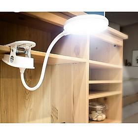 Đèn học Led chống cận hàng hiệu Con én - 3 chế độ sáng, nút bấm cảm ứng tiện dụng có thể sạc Pin