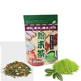 Bột trà xanh gạo lứt 40g Nhật Bản