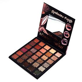 Mirror Eyeshadow Palette Matte Nude Glitter Pearlescent HighLight Brightening Repair Eye Shadow Makeup Pallete Face Makeup Tool