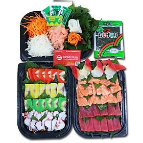[Chỉ giao HN] - Set sashimi 549 - ( 1 hộp)
