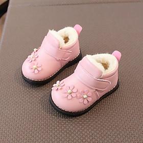 Giày Bốt Cho Bé Gái 6 - 18 Tháng GC42