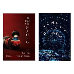 Combo tiểu thuyết kinh dị: Vòng Đu Quay Đêm + Bí Mật Của Naoko (Bộ 2 cuốn tiểu thuyết trinh thám phá án)