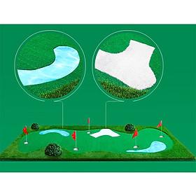 Thảm tập golf putting green cao cấp cỡ lớn PGM05