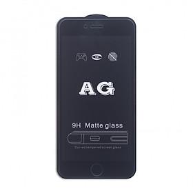 Kính Cường Lực Nhám Full Màn Chống Vân Tay Dành Cho Iphone 6/ 6s/ 7/ 8/ 6PLUS/ 6s PLUS/ 7PLUS/ 8 PLUS/ X/ XS/ XR/ XS MAX Full màn hình Full Keo- Hàng Chính Hãng