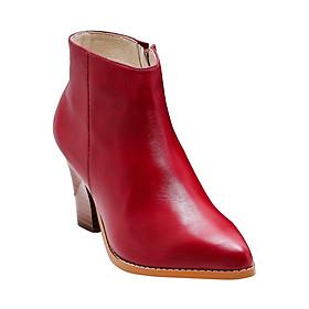 Giày Bốt Nữ Da Thật Gosto Luxury Rebel GS0000315REG (Đỏ)