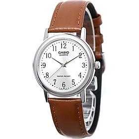 Đồng hồ nam dây da Casio MTP-1095E-7BDF