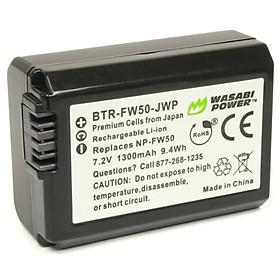 Pin Wasabi FW50 For Sony A7 A6000 Nex E-Mount - Hàng Nhập Khẩu