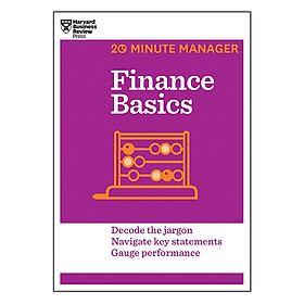 Harvard Business Review 20 Minute Manager Series Finance Basics