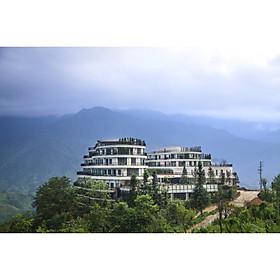 Voucher nghỉ dưỡng cao cấp khách sạn 5 sao Pao's...