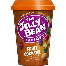 Kẹo Hạt Trái Cây Jelly Bean Fruit Cocktail 200G _F123024