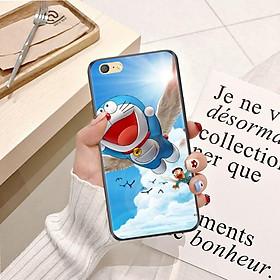 Ốp lưng điện thoại Oppo A71 viền silicon dẻo TPU  hình Doremon Phiêu Lưu - Hàng chính hãng