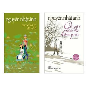 Combo 2 Cuốn Sách Chọn Lọc Của Nguyễn Nhật Ánh: Còn Chút Gì Để Nhớ + Cô Gái Đến Từ Hôm Qua (Tặng Kèm Bookmark Happy Life)