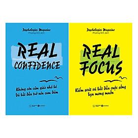 Bộ Sách Real Life: Bắt Đầu Một Cuộc Sống Mới (2 Cuốn)