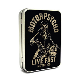 Hộp thiếc Vintage Box - Motorpsycho